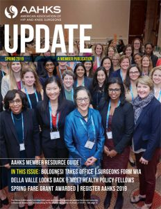 Women in Arthroplasty