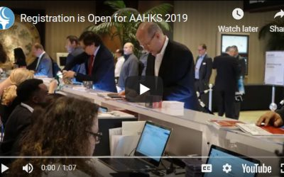 Last Weekend to Submit for AAHKS 2019