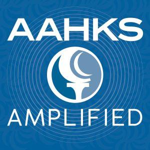 AAHKS Amplified logo