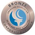 Bronze Corporate Partner seal