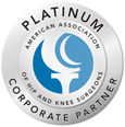Platinum Corporate Partner seal
