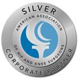 Silver Corporate Partner seal