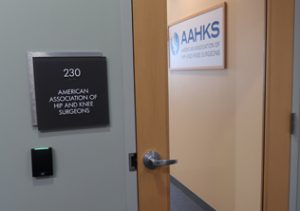 AAHKS Office Suite 230