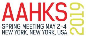 2019 AAHKS Spring Meeting