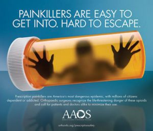 AAOS opioid campaign