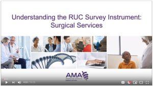 RUC survey instructions