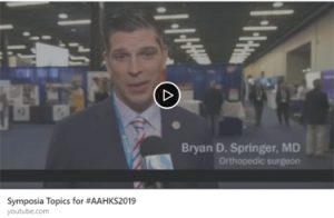 2019 symposia video