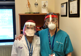 Dr. Gualtieri and Dr. Aggarwal